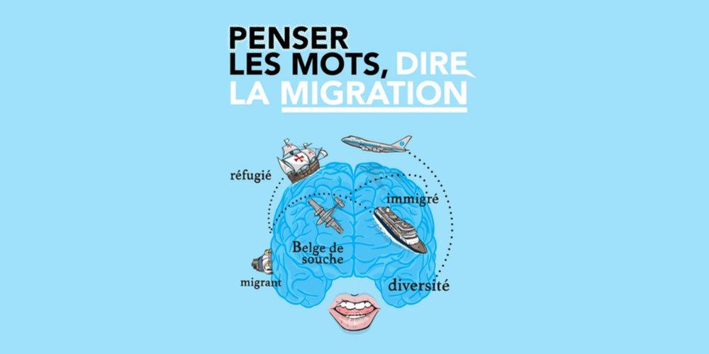 Penser les mots, dire la migration - Laura Calabrese et Marie Veniard - bandeau