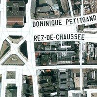 Dominique Petitgand - Bruxelles nous appartient - pochette du disque