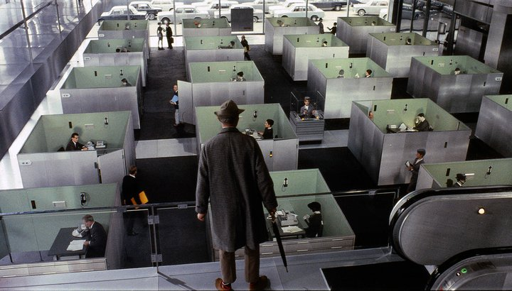 Playtime - (c) Jacques Tati
