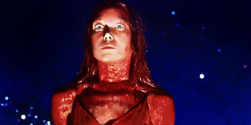 Pouvoir de l'horreur au féminin Carrie