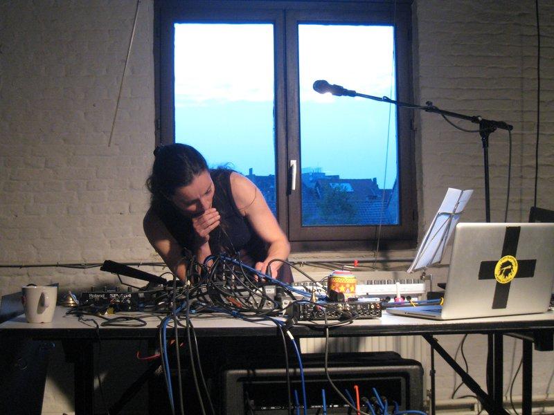 Maja Ratkje chez Q-O2 par Fabonthemoon