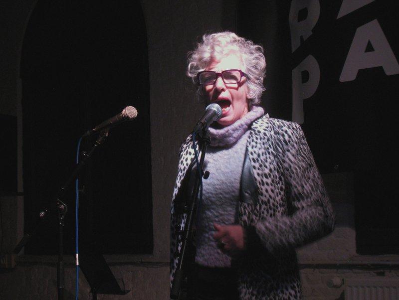 Shelley Hirsch chez Q-O2 par Fabonthemoon