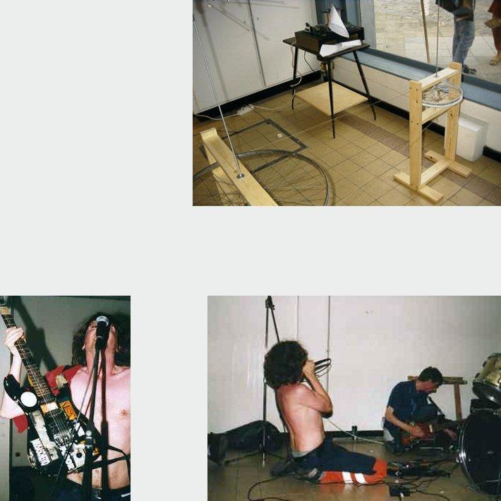 Recyclart - photos de VerZuZ en 2002