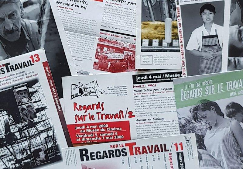 Regards sur le travail - Le Ptit Ciné - anciens programmes du festival
