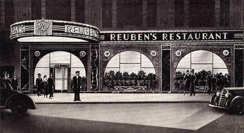 Reubens - Broadway - New York