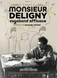 """Richard Copans : """"Monsieur Deligny Vagabond efficace"""" - jaquette"""