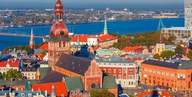 Baltica - La lettonie