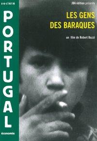 """Robert Bozzi : """"Les Gens des baraques"""" - jaquette DVD"""