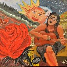 Rosa_di_Sicilia rosa balistreri Chants de Sicile et d'Italie du Sud tartines