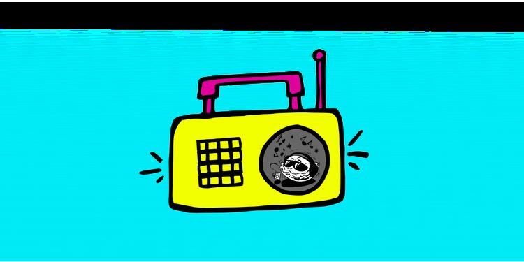 Scène féminine punk et post-punk tartines radio