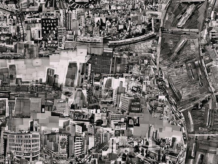 Sohei Nishino - Diorama Map Tokyo 2