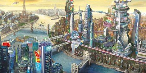 Sim City jeux vidéo et capitalisme