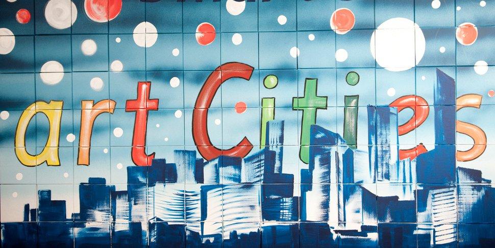 mosaïque Smart Cities