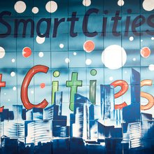 mosaïque Smart Cities