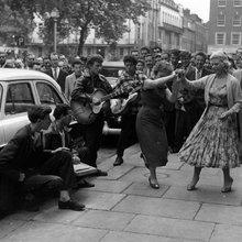 Londres - SoHo dans les années 1950