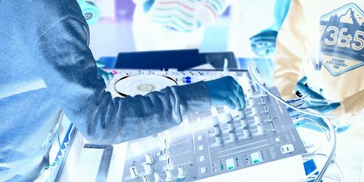 Stage DJ Kids - juillet 2017
