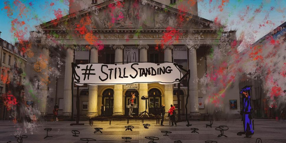 Still Standing For Culture - bannière Facebook