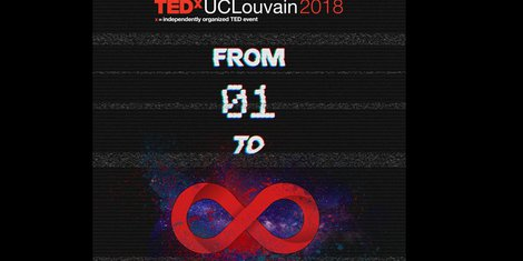 TEDxUCL from binary to infinity