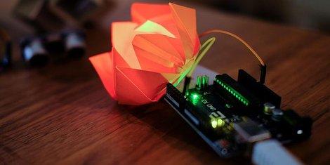TRAKK atelier enfants origami
