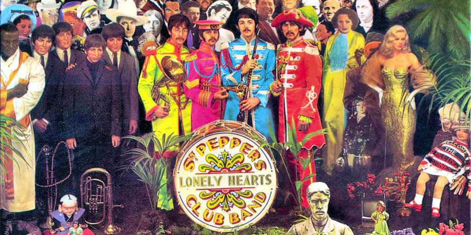 Sgt. Pepper's Lonely Hearts Club Band des Beatles