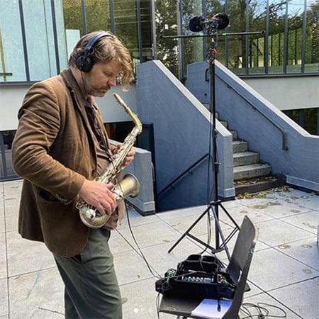 Thomas Olbrechts at Westrand - 2