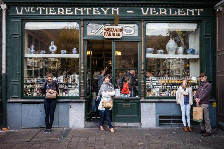 Moutarde Vve Tierenteyn-Verlent - façade