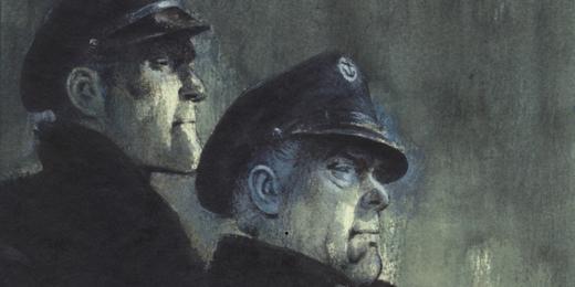 Maurice Tillieux et René Follet - Le Navire qui tue ses capitaines (éditions de l'Élan)