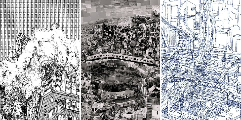 Tokyo graphique - Otomo Katsuhiro, Shohei Nishino, Tomoyuki Tanaka