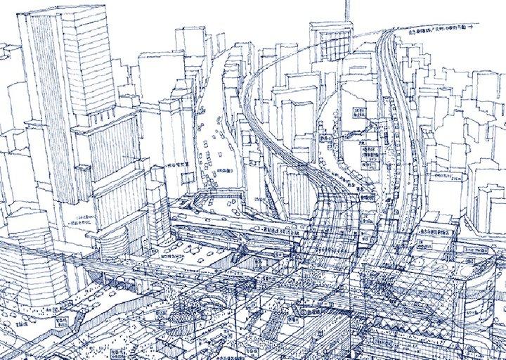 Tomoyuki Tanaka - Tokyo Train Station 2