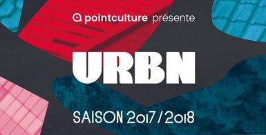 URBN saison 2017 - 2018 - visuel Balthazar Delepierre