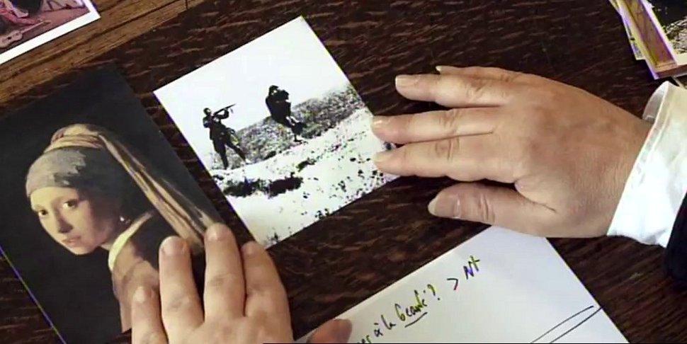 Un Oeil, une histoire - Marianne Alphant et Pascale Bouhénic