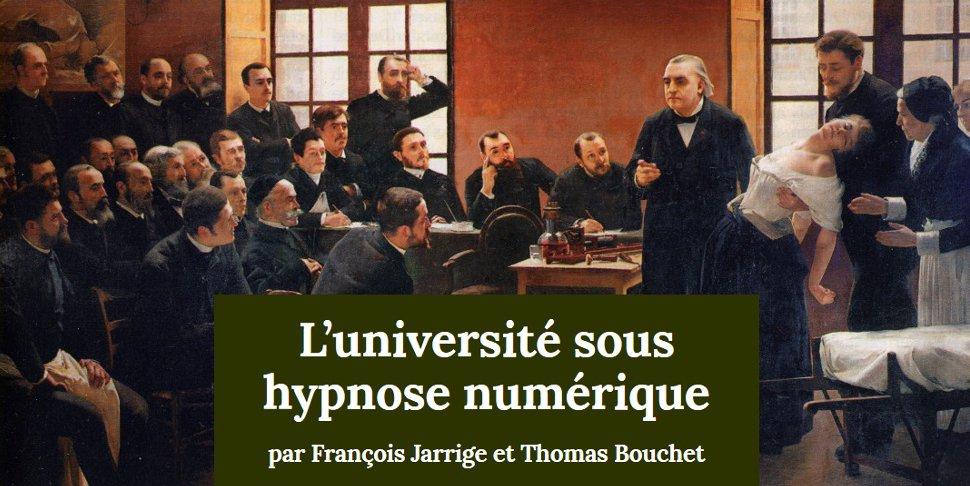 L'Université sous hypnose numérique - sciences-critiques.fr
