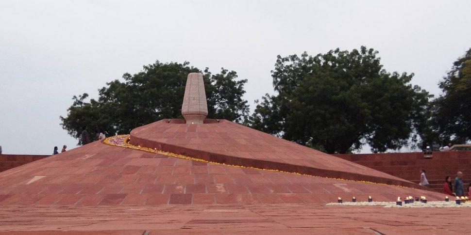 Auroville - Urne 2