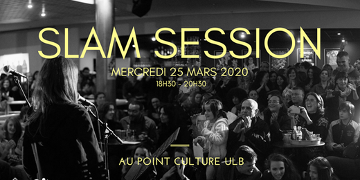 SLAM-JAM SESSION Festiv'OPAC 2020 2