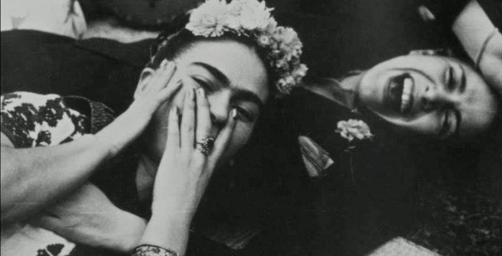 Chavela Vargas et Frida Kahlo