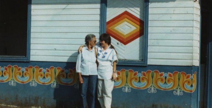 Chavela Vargas et Nina