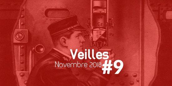 image Veilles no9 - novembre 2018
