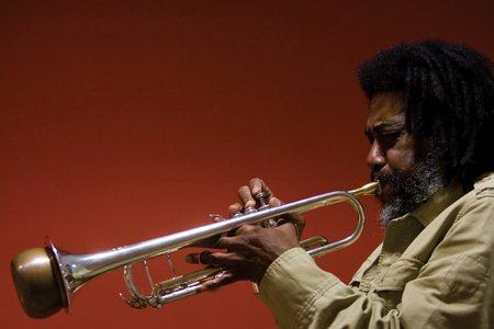 Wadada Leo Smith - portrait - (c) Cuneiform