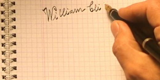 William Cliff, poëte - (c) Gérard Preszow / Centre du film sur l'art