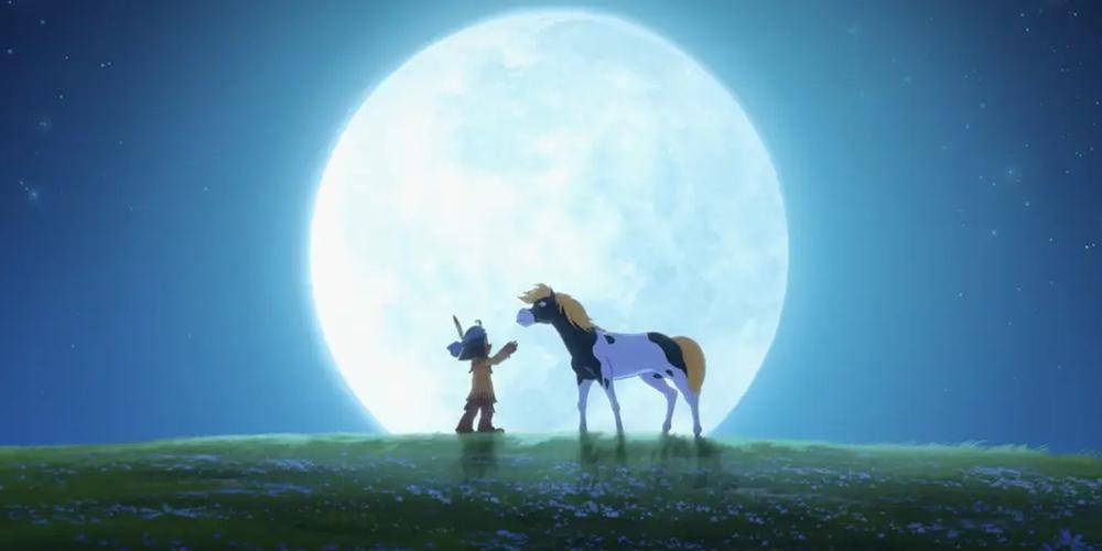 Yakari studio animation Dreamwall