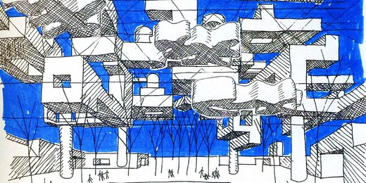 city trip tartines © Yona Friedman