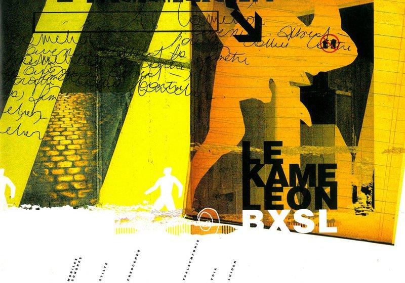 Zelig asbl / Le kameleon BXSL - couverture
