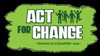 act for change semaine de la durabilité 2019