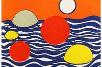 tartines electro pop © alexander calder_circlesandwaves_1973