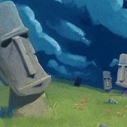 Alexandre de la Serna - Easter Island