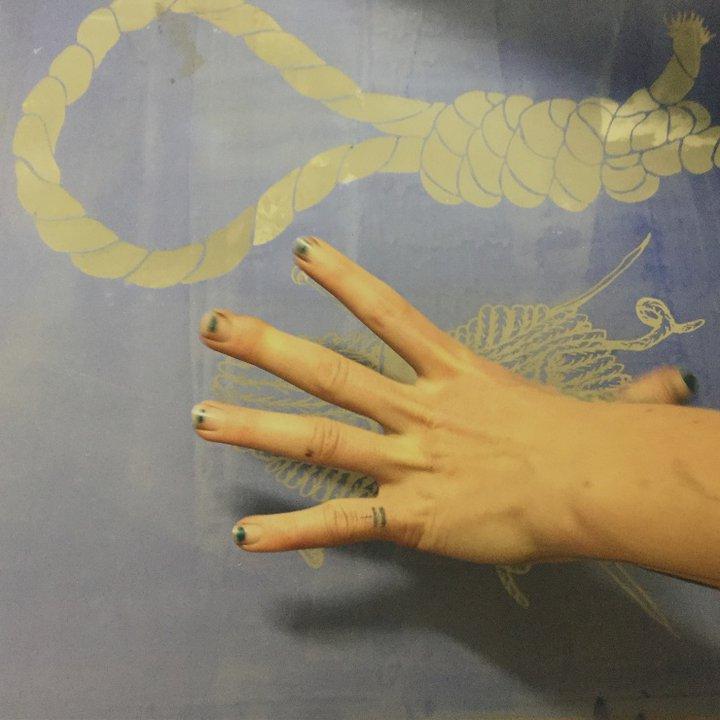 atelier Hashët - cadre d'impression de la pelote Festipull / tricotez vous Quix