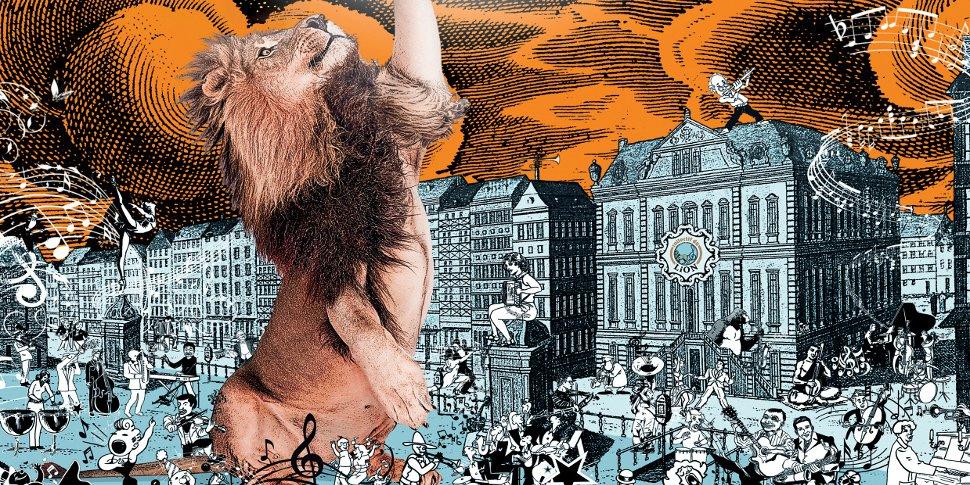 Collectif du Lion - couverture de livre - (c) studio Rascasse