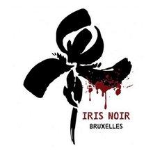 banniere Iris Noir Bruxelles