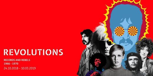 exposition Revolutions Rebels Records - (c) ING Art Center