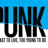 bannière expo Punk Graphics - ADAM - Brussels Design Museum
